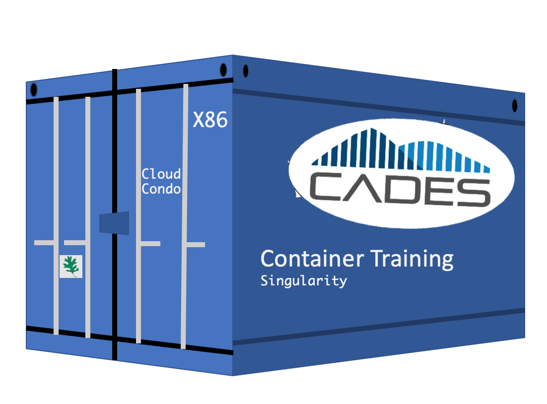 Postponed: CADES Introduction to Containers